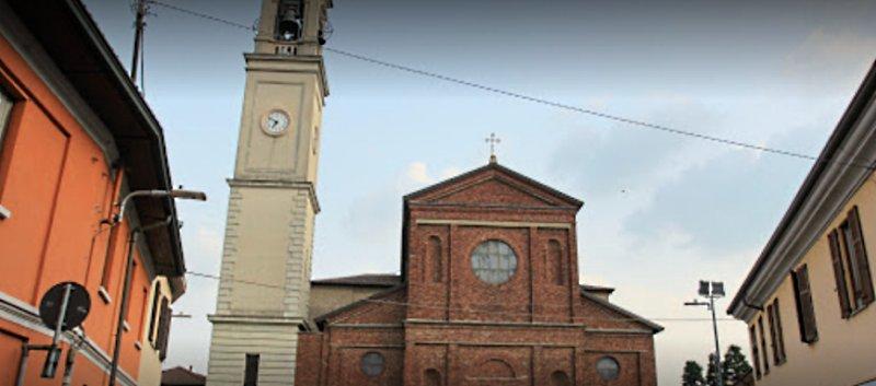 San Vittore Martire Lainate centro