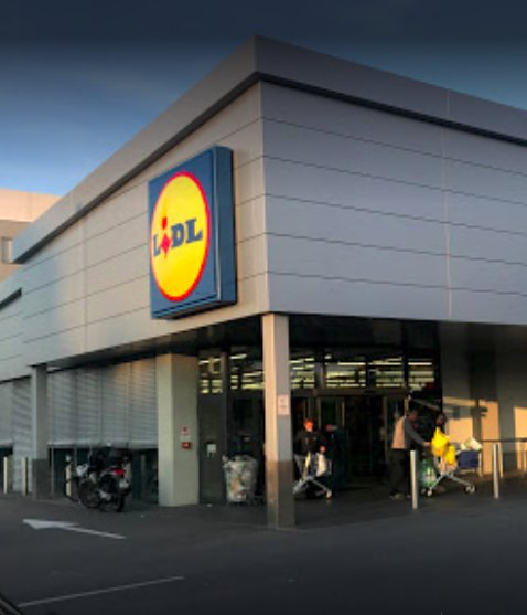 LIDL supermercato a Lainate