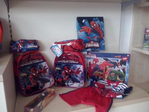 Viva la scuola con Spiderman