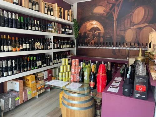 La Bottiglieria il negozio