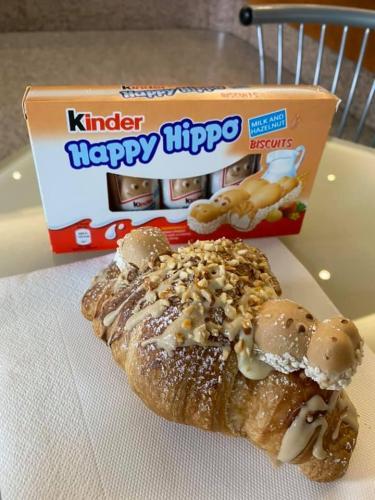 Brioche Happy Hippo