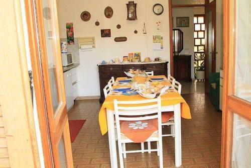 B&B Casa Scalera Cucina Sala Colazione