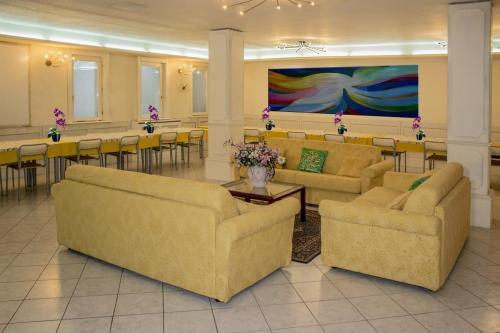 Foresteria White House salone