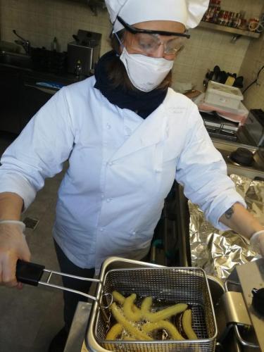 Cucinare ai tempi del Coronavirus