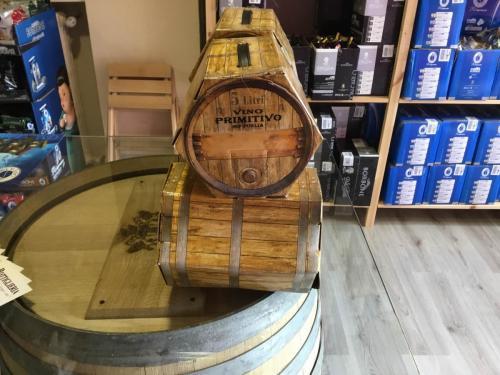 La Bottiglieria i vini