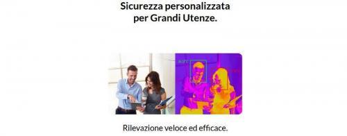 SAREM ITALIA sistemi rilevamento temperatura