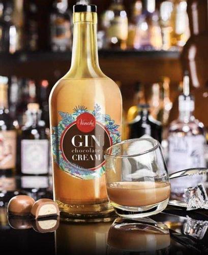 Gin al cioccolato