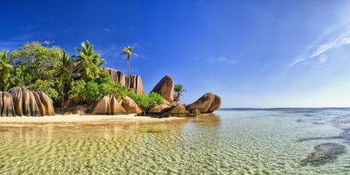 Doha e Seychelles