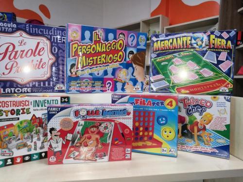 vasto assortimento di Giochi in scatola