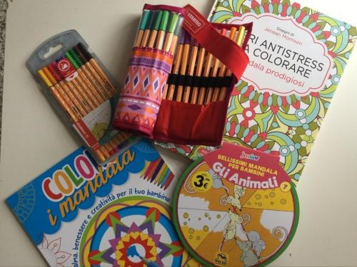 colori e creatività